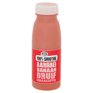Fruity King Smoothie aardbei 250 ml