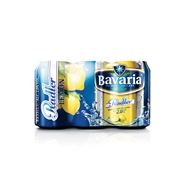 Bavaria Radler lemon blikje 6 x 33 cl