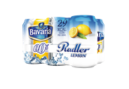 Bavaria Radler 0.0% lemon blik 4 x 6 x 33 cl