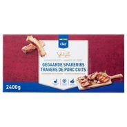 Horeca Select Spare ribs varken diepvries 1 kilogram