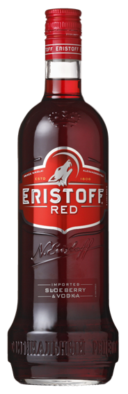 Eristoff Red 6 x 1 liter