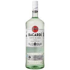 Bacardi carta blanca 1.5l
