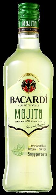 Bacardi Mojito 6 x 700 ml