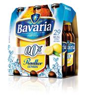 Bavaria 0.0% Radler Citroen Alcoholvrij bier