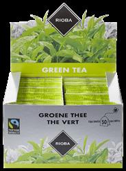 Rioba Groene thee 50 x 1,8 gram