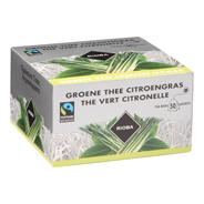 Rioba Groene thee Citroengras 50 x 1,7 gram