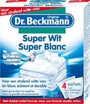 Dr. Beckmann Super Wit 4 x 40 gram