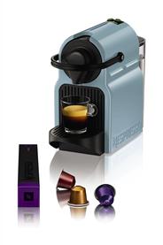Krups Nespresso Inissia blauw