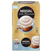 Nescafé Latte macchiato 72 zakjes