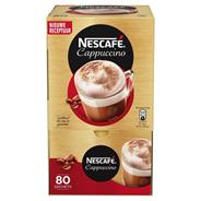 Nescafé Cappuccino 80 zakjes
