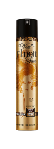 L'Oréal Paris Elnett Satin Volume Excess - 400 ml - Haarlak