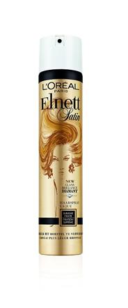 L'Oréal Paris Elnett satin Haarlak diamant fixatie 400 ml