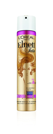 L'Oréal Paris Elnett satin Haarlak volume fixatie 400 ml