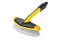 Kärcher WB 60 Rubber Zwart, Geel schoonmaakborstel