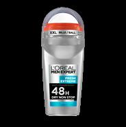 L'Oréal Paris Men Expert Deodorant Fresh Extreme 48H - 50ml - Deodorant Roller