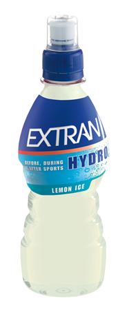 Extran Hydro lemon PET ice 24 x 330 ml