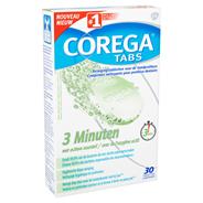 Corega Tabs 3 minuten 36 stuks