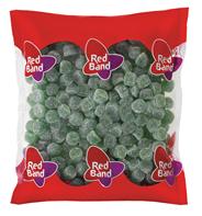 Red Band Menthol groentjes 1 kg