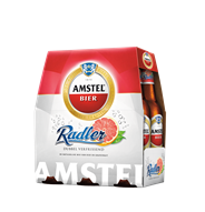 Amstel Radler Grapefruit fles 24 x 300 ml