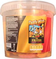 Party Hits The Frites 400 gram