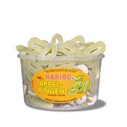 Haribo Appelringen 150 Pièces 1200 g