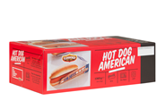 Flemmings Hot dog American 16 x 80 gram