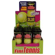 Fini Tennis balls 12 x 3 stuks