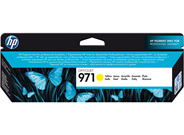 HP 971 Inktcartridge geel