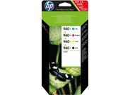 HP 940XL Inktcartridge multipack