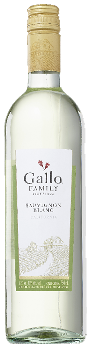 Gallo Family Vineyards Sauvignon Blanc 6 x 750 ml