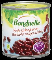 Bonduelle Rode kidneybonen 12 x 425 ml