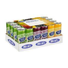 Hero Hero's Fruitige Assortimentspack 24 x 0,25 L