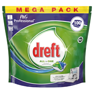 Dreft adw orig reg 100ct