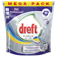 Dreft adw plat lem 90ct