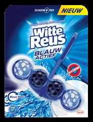 Witte Reus toiletblok Blauw actief 50 gram