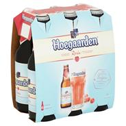 Hoegaarden Rosée fles 6 x 300 ml