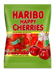 Haribo Kersen 30 x 75 gram