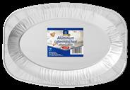 Horeca Select Cateringschaal aluminium 35 cm 10 stuks