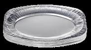 Horeca Select Aluminium cateringschaal 55 cm 10 stuks