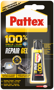 Pattex Multilijm 100% repair gel 8 gram