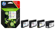 HP 950XL/951XL Inktcartridge multipack