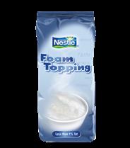 NESTLE Melkpoeder Foam Topping 1 Kilogram Zak