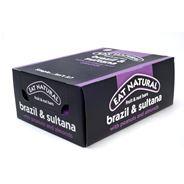 Eat Natural paranoten, sultanarozijnen, amandelen en hazelnoten 12 x 45