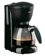 Braun KF560 Koffiezetapparaat
