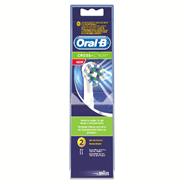 Oral-B CrossAction Opzetborstels 2 stuks