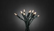 Konstsmide LED minisnoer 100 LED's warm wit binnen