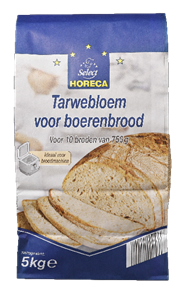 Horeca Select Tarwebloem voor boerenbrood 5 kg