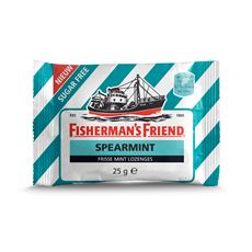 Fisherman's Friend Spearmint 24 x 25 gram