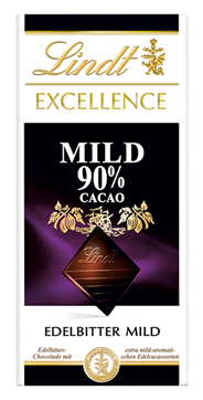 Lindt Excellence 90% Cacao 100 gram