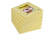 Post It Super Sticky notes geel 12 x 76 stuks